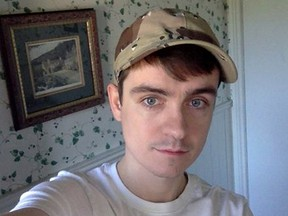 Alexandre Bissonnette, 27, faces murder and attempted murder charges in the Quebec City mosque shooting on Sunday night January 29, 2017. (FACEBOOK)