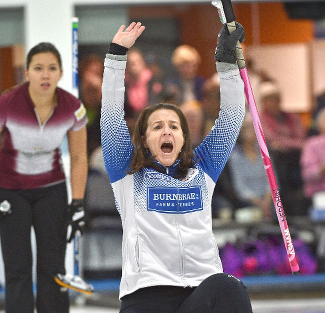 Heather Nedohin. Ed Kaiser Postmedia Network