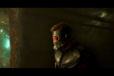 Chris Pratt's Star-Lord (Peter Quill) in a scene from Marvel's Guardians of the Galaxy Vol. 2. (Marvel Studios)