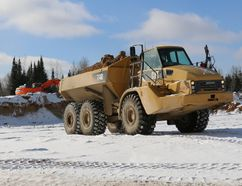Heavy equipment is moving into the Bradshaw Gold Project area north of Timmins which is the site of Gowest Gold's advanced exploration project. The company has received the first financial share of a new U.S. $17.6-million prepaid gold purchase deal with a New York investment firm, Pandion Mine Finance.