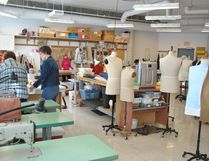 Wardrobe and other behind-the-scenes departments at the Stratford Festival are gearing up for the 2017 season, crafting handmade costumes and props. (MEGAN STACEY/Beacon Herald)