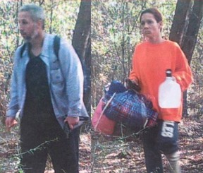 """William """"Billy"""" Eugene Boyette Jr. and Mary Craig Rice have triggered a manhunt across the Gulf Coast where they are accused of going on a killing spree that left three women dead."""