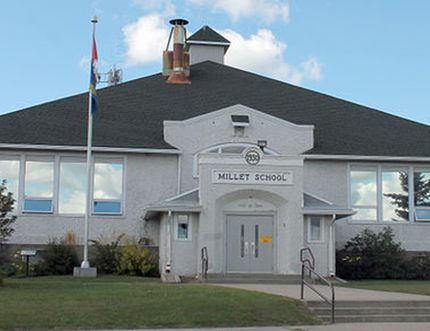 Closing Millet School was the only viable option as the Provincial Government wouldn't provide funding to modernize the 87-year-old school.