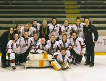 Edging out the Thunder Bay Confederation College in a 4-2 win, the Fort Saskatchewan Fury won bronze at the 9th annual Lieutenant Governors Junior Women's Hockey Tournament in Winnipeg on Feb. 5. Along with a pair of goals generated by Jodie Kupchenko, Tonya Lansdell and captain Janelle Ogonoski both found the back of the net to give the Junior A team the third place finish. The team has only three games left in regular season AJFHL play, with a home game against the Edmonton Wolves on Saturday. (Supplied photo)