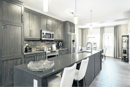 Carnaby Heights townhomes