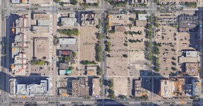 City to force downtown Edmonton landowners to give up land for park