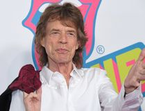 Mick Jagger attends The Rolling Stones North American debut celebration of 'Exhibitionism' at Industria in the West Village on November 15, 2016 in New York City. / AFP / ANGELA WEISS (Photo credit should read ANGELA WEISS/AFP/Getty Images)