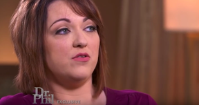 Kala Brown talks with Dr. Phil.