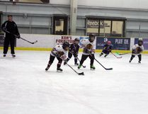 The Leduc Minor Hockey Association hosted an initiation tournament, which included a few Beaumont teams at the Leduc Recreation Centre over the Feb. 10 weekend.