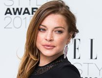 Lindsay Lohan. (Ian Gavan/Getty Images)