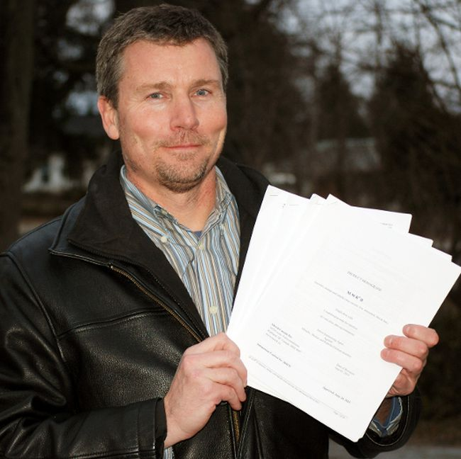 Norfolk science teacher Tim Sullivan, of Simcoe, has been found guilty of professional misconduct at a disciplinary hearing before the Ontario College of Teachers. The case relates to a series of incidents at a school in 2015 related to a vaccination clinic. MONTE SONNENBERG / SIMCOE REFORMER