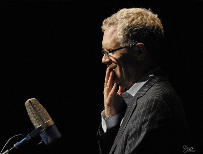 "Local producer Don Jones, who worked with Stuart McLean for 17 years, says the award-winning humorist had an incredibly soothing voice. ""And no matter where he was,"" adds Jones, ""on stage or off, he was always just himself. He loved being on the road, loved the live audiences."""