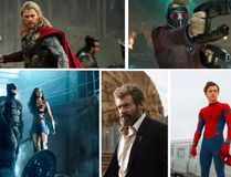 From 'Logan' to 'Justice League', your guide to 2017's biggest comic book movies
