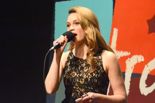 Stratford Star 2016 winner Katelyn Biehn will be the host of the 2017 singing competition, which kicks off Friday night. (Beacon Herald file photo)