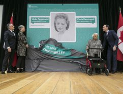 Canada has named civil rights activist Viola Desmond to appear on the country's next bank notes, following moves in the U.S. and U.K. to correct a gender imbalance. (Getty Images)