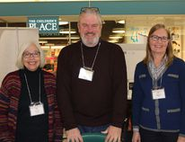 <p>Carole Libbey, Thom Racine and Majorie Vallee hosted the Heritage Fair on Saturday February 18, 2017 at Cornwall Square in Cornwall, Ont. </p><p> Lois Ann Baker/Cornwall Standard-Freeholder/Postmedia Network