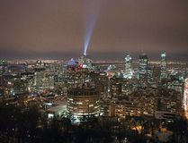 """The downtown skyline is seen Wednesday, February 18, 2015 in Montreal. Montreal city council passed a motion on Monday making it the latest Canadian jurisdiction to declare itself a """"sanctuary city."""" THE CANADIAN PRESS/Ryan Remiorz"""