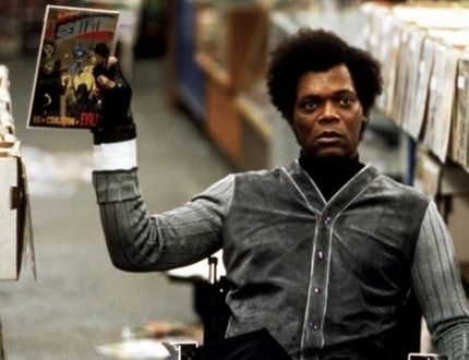 Samuel L. Jackson, who co-starred in M. Night Shyamalan's 2000 sci-fi thriller Unbreakable, found out that a sequel is being planned the way the rest of us did – by watching the movie Split.