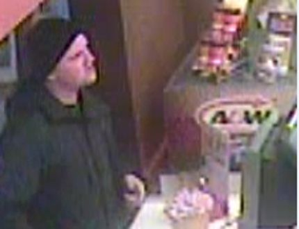 Police are seeking the public's help identifying the man in this picture. OPP/Photo