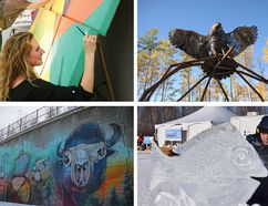 Scenes of Wood Buffalo's artistic scene, shown in Today file photos taken between 2015 and 2017. Today Staff