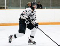 Napanee Raiders forward Austin Boulard scored twice in Game 2 of Napanee's 4-3 overtime loss to the Port Hope Panthers in the Provincial Junior Hockey League Tod Division Final night in Napanee. The Panthers lead the best-of-seven series, 2-0.