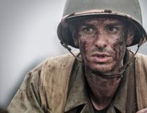 "Andrew Garfield stars in ""Hacksaw Ridge."" (Handout)"