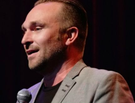 Derek Seguin is returning to this year's Timmins Comedy Festival due to public demand.