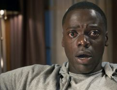 """Daniel Kaluuya as Chris Washington in Universal Pictures' """"Get Out,"""" a speculative thriller from Blumhouse and the mind of Jordan Peele. (Universal Pictures photo)"""