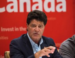 Jerry Dias is national president of the Unifor union. (THE CANADIAN PRESS)