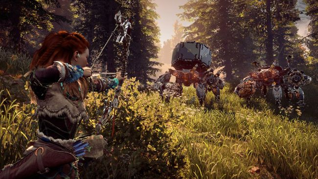 """Horizon Zero Dawn."" (Supplied)"