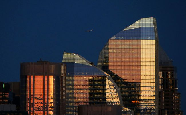 A plane heads to the Calgary International Airport in this file photo. Photo by Mike Drew/Calgary Sun