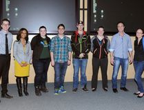 College Boreal hosted its annual entrepreneurship contest recently. Supplied photo