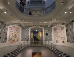 The Vancouver Art Gallery has wonderful exhibitions and outstanding works in a gorgeous downtown building. JIM BYERS PHOTO