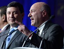 Kevin O'Leary  Michael Chong