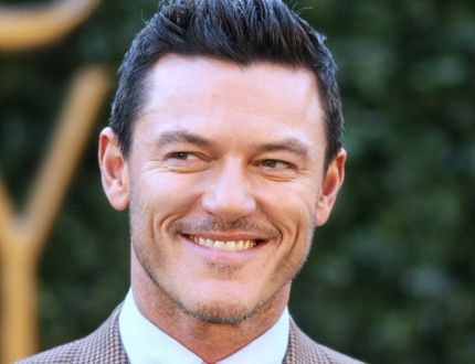 Luke Evans plays Gaston in the 'Beauty and the Beast' remake. (Lia Toby/WENN.com)