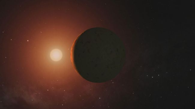 This NASA artist's concept illustration obtained February 23, 2017 shows each of the seven planets orbiting TRAPPIST-1, an ultra-cool dwarf star. (AFP PHOTO /NASA/JPL-CALTECH)