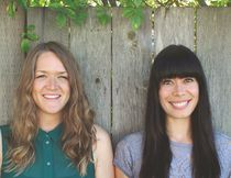 Dana VanVeller, left, a Sarnia native, and Lindsay Anderson are authors of Feast: Recipes and Stories from a Canadian Road Trip. They are scheduled to celebrate the launch of the cookbook at The Book Keeper book store in Sarnia March 16, 7 p.m.