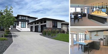 WINNIPEG: 129 Autumnview Drive costs $990,0003, Bedrooms: 4, Bathrooms: 4, Living Area: 2,621 sq. ft., Lot Size: 10,496 sq. ft. (CNW Group/Royal LePage Real Estate Services)