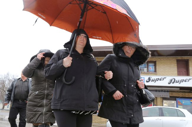 Lars Hagberg/THE CANADIAN PRESS