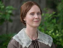 Cynthia Nixon portrays American poet Emily Dickinson in A Quiet Passion, which is being screened by the Brantford Film Group on Thursday night at the Galaxy Cinemas. (www.seaciapavao.com)