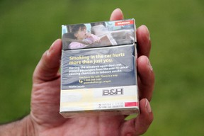 Federal Health Minister Jane Philpott is working to reduce tobacco consumption among Canadians, but has left out important stakeholders such as convenience store owners and organizations fighting the scourge of contraband tobacco. (Leah Hennel/Postmedia Network/Files)