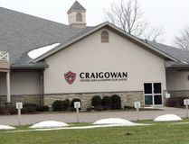 Craigowan Golf and Country Club shareholders officially voted to sell the club to LH Group Golf Inc. in a special shareholder meeting March 8. The vote was nearly unanimous in moving forward with LH Group Golf Inc. (Greg Colgan/Woodstock Sentinel-Review)