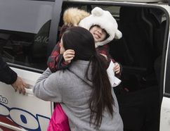 Christina Nguyen, 4, found back with mom after an Amber Alert was issued on Friday March 10, 2017. (Craig Robertson/Toronto Sun)