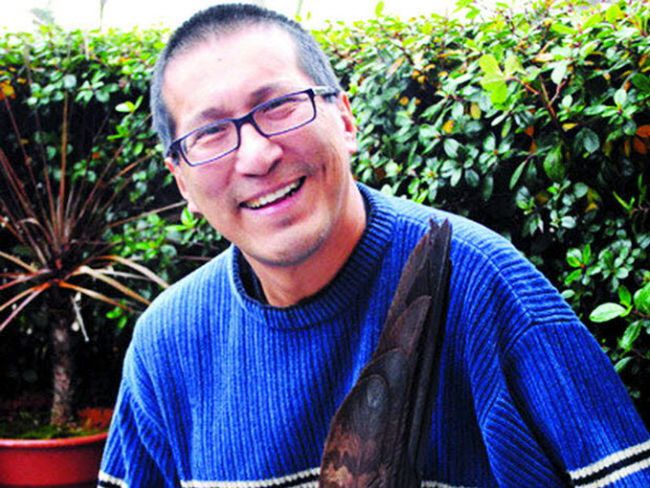 The later Richard Wagamese, the award-winning author, journalist and columnist from Wabaseemoong (Whitedog) First Nation. FILE PHOTO/Postmedia Group