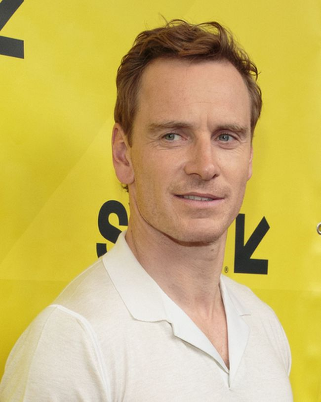 "Michael Fassbender arrives on the red carpet for the world premiere of the film 'Song to Song"" during day one of The South by Southwest (SXSW) Conference held at the Paramount Theater in Austin, Texas on March 10, 2017. SUZANNE CORDEIRO/AFP/Getty Images"
