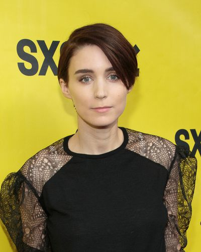 "Rooney Mara arrives on the red carpet for the world premiere of the film 'Song to Song"" during day one of The South by Southwest (SXSW) Conference held at the Paramount Theater in Austin, Texas on March 10, 2017. SUZANNE CORDEIRO/AFP/Getty Images"