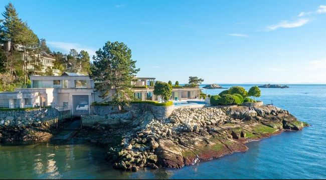 <p><b>WHERE:</b> West Vancouver</p>