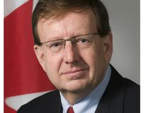 Percy Downe is a Senator from Charlottetown.