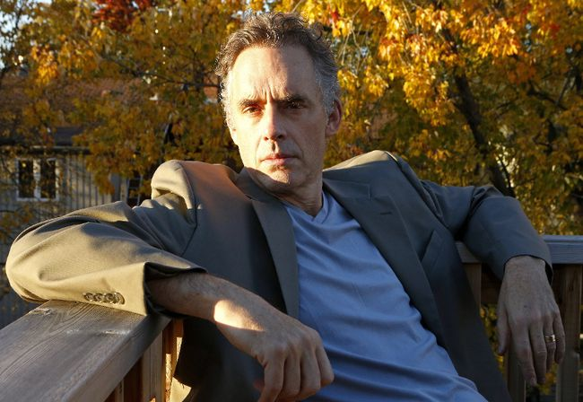 "Jordan Peterson is comfortable with his polarizing fame in his fight against political correctness and feels no stress that would cause him to stop in ""very interesting political times."" (File photo)"
