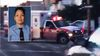 A video posted on YouTube shows a stolen ambulance turning on a street in the Bronx in New York City after it hit an emergency medical technician (Pictured: EMT Yadira Arroyo). (YouTube screengrab)